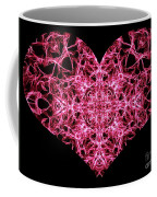 Beaming Heart Coffee Mug
