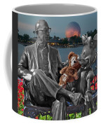 Bear And His Mentors Walt Disney World 05 Coffee Mug