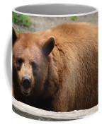 Bear In The Bath Coffee Mug