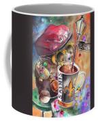 Bear On Bourbon Coffee Mug