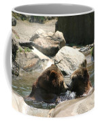 Bear Smooches Coffee Mug