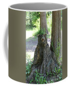 Bear In A Tree Coffee Mug