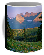 Bear Valley Glacier National Park Coffee Mug