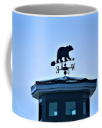 Bear Weathervane Coffee Mug