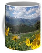 Beartooth Blooms Coffee Mug