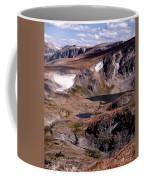 Beartooth Highway Cirques Coffee Mug