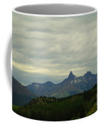 Beartooth Mountain Montana Coffee Mug