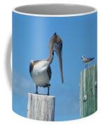 Beat It Coffee Mug