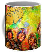 Beatles Rubber Soul Coffee Mug