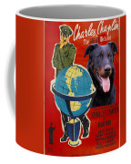 Beauceron Art Canvas Print - The Great Dictator Movie Poster Coffee Mug