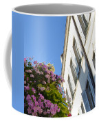 Windows With Flowers Coffee Mug