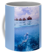 Beautiful Above And Below 2 Coffee Mug