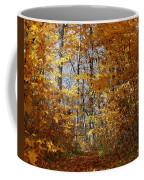 Beautiful Autumn Sanctuary Coffee Mug