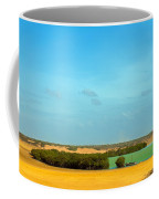 Beautiful Bay In A Desert Coffee Mug