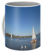 Beautiful Blue Sky Coffee Mug