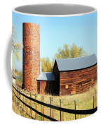 Beautiful Brick Silo Coffee Mug