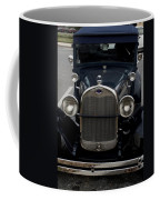 Beautiful Classic Car Front View Coffee Mug