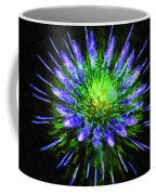 Beautiful Colorful Holiday Fireworks 1 Coffee Mug