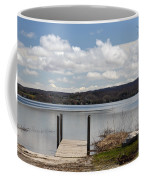Beautiful Day At The Lake Coffee Mug