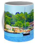 Beautiful Day For Sailing Coffee Mug
