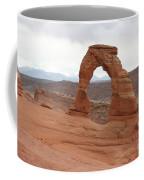 Beautiful Delicate Arch Coffee Mug