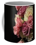 Beautiful Dramatic Roses Coffee Mug