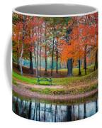 Beautiful Fall Foliage In New Hampshire Coffee Mug