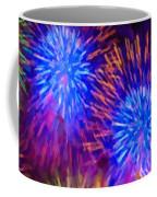 Beautiful Fireworks 10 Coffee Mug