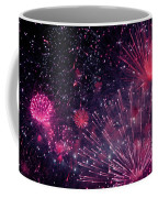 Beautiful Fireworks 12 Coffee Mug