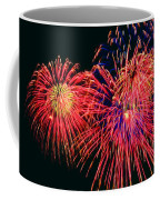 Beautiful Fireworks 14 Coffee Mug