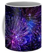 Beautiful Fireworks  3 Coffee Mug