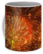 Beautiful Fireworks 4 Coffee Mug