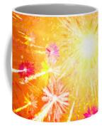 Beautiful Fireworks Coffee Mug