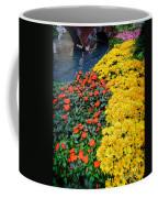 Beautiful Flower Garden Bellagio Las Vegas Coffee Mug