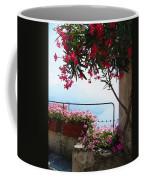 Beautiful Flowers Of Ravello Italy Coffee Mug