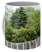 Beautiful Front Yard - Roses - Trees Coffee Mug