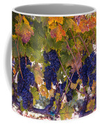 Beautiful Grape Harvest Coffee Mug