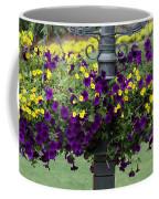 Beautiful Hanging Flowers Coffee Mug