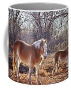 Beautiful Horses Coffee Mug
