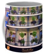 Beautiful Hotel In New Orleans Coffee Mug
