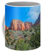 Beautiful Kolob Canyon Coffee Mug