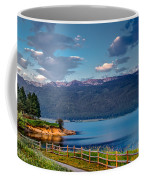 Beautiful Lake View Coffee Mug