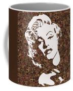 Beautiful Marilyn Monroe Digital Artwork Coffee Mug
