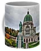 Beautiful Montreal Church Coffee Mug