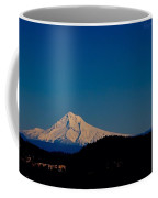 Beautiful Mt Hood Coffee Mug