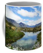 Beautiful New Zealand Coffee Mug
