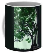 Beautiful Oak Trees Coffee Mug