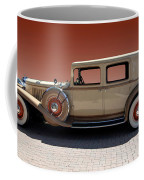 Beautiful Old Time Travelling Car Coffee Mug