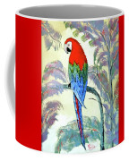 Beautiful Parrot For Someone Special Coffee Mug