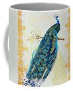 Beautiful Peacock-a Coffee Mug